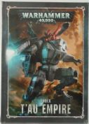 Warhammer 5601 Codex: T'au Empire